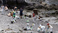 Gobierno canario activa el plan especial por contaminación marina en Tenerife