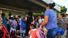 México da inicio a nuevo ciclo escolar con 25,4 millones de niños