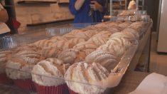 La manteconcha, el nuevo bizcocho en la bandeja del pan mexicano