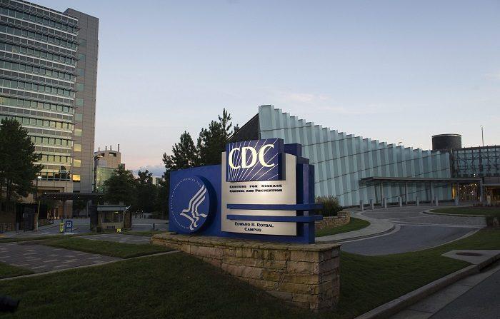 Entrada a los Centros para el Control y la Prevención de Enfermedades (CDC) en Atlanta, Georgia. (EFE/Archivo)