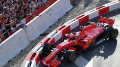 F1. Vettel reanudará su 'caza a Hamilton' en el templo de la velocidad