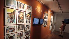 Exposición ensalza la respuesta solidaria de los mexicanos ante los sismos