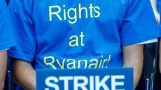 Ryanair pide diálogo tras una huelga de pilotos con 400 cancelaciones en Europa
