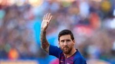 """Nuevo capitán del Barça : """"Haremos todo lo posible para que la 'Champions' vuelva al Camp Nou"""""""