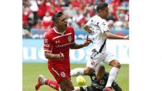 El Toluca golea 3-0 al Tijuana y sube al quinto lugar del Apertura