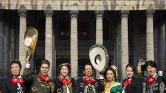 Por amor a la cultura mexicana un mariachi japonés visita la cuna del tequila