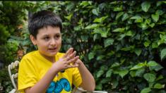 Es un niño genio de 12 años y se matriculó en la universidad más importante de México
