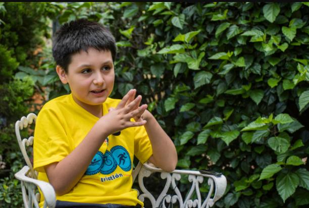 Alumno de 12 años de edad cursará una licenciatura en la UNAM