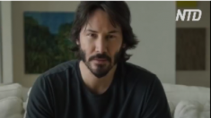 La conmovedora historia de Keanu Reeves lo ha hecho el actor más amable de Hollywood