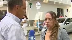 """""""Una corazonada"""" de mamá salvó a una mujer del extraño bus accidentado en Ecuador"""
