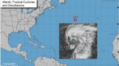 Depresión subtropical se transforma en tormenta en el centro del Atlántico (Ernesto)