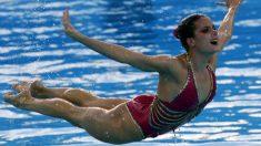 """Fallece a los 34 años Tina Fuentes, la nadadora española del """"Dream Team"""" de nado sincronizado"""