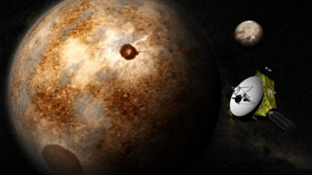 NASA encuentra al final del sistema solar una misteriosa luz que podría ser el Muro de Hidrógeno