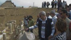 Encuentran queso de 3200 años en una tumba egipcia pero que tiene además una bacteria muy peligrosa