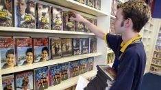 El último Blockbuster que queda en el mundo atrae personas de todas partes y tiene pelis que no están en internet
