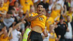 Raúl Jiménez frustra el doblete de Richarlison y el triunfo del Everton