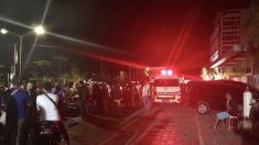 Terremoto de Indonesia provoca pánico con pequeño Tsunami, 19 muertos y decenas de heridos