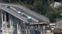 """El milagro de los sobrevivientes del puente de Génova: """"Caí y no sé qué cosa me salvó"""""""