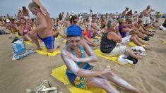 "Protector solar con dióxido de titanio resultó ser tóxico: ""daña la vida marina"""