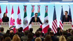 EE.UU. espera alcanzar esta semana un acuerdo con México sobre el TLCAN