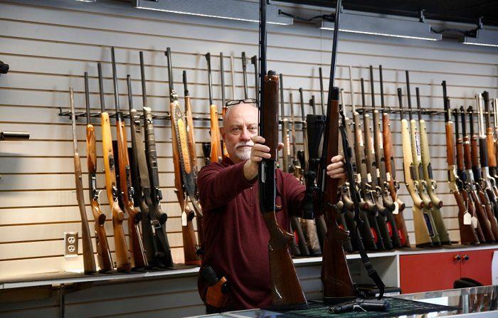 Exagente de la DEA se declara culpable de venta ilegal de armas a México (Brian Blanco/Getty Images).