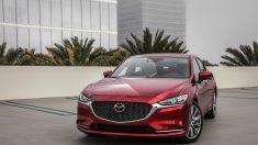 Mazda 6: Por el placer de la manejada