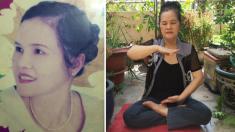 Maestra jubilada encontró, después de años de dolor y sufrimiento, su camino hacia una vida renovada