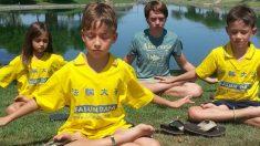 Cada vez más personas, incluido los niños, quieren practicar meditación por sus grandes beneficios