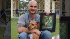 Recluso encargado de entrenar a una perrita en prisión termina amándola y cambiando su vida