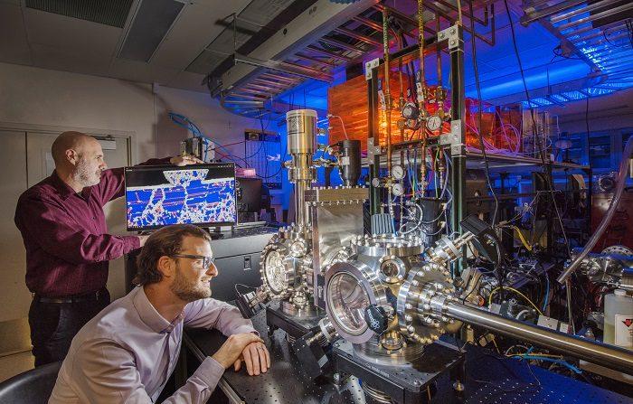 """Investigadores estadounidenses crean el """"metal más resistente"""" del mundo. EFE"""