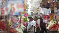 Los precios al consumidor en México suben 4,90 % en agosto a tasa anual