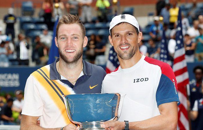 Bryan y Sock se proclaman nuevos campeones de dobles del Abierto de Tenis de EE.UU. EFE