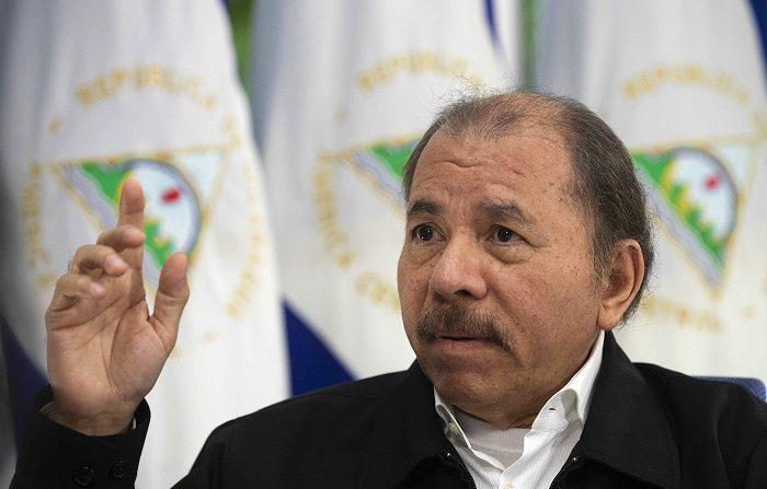 """EE.UU. exige a Ortega la liberación de todos los detenidos """"arbitrariamente"""". El Departamento de Estado exigió hoy al Gobierno del presidente nicaragüense, Daniel Ortega, que libere a """"todas las personas detenidas arbitrariamente"""" y avisó de que hará que el Ejecutivo responda por su """"represión y violencia"""". EFE/ARCHIVO"""