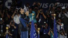 Djokovic se proclama campeón del Abierto de tenis de EE.UU.