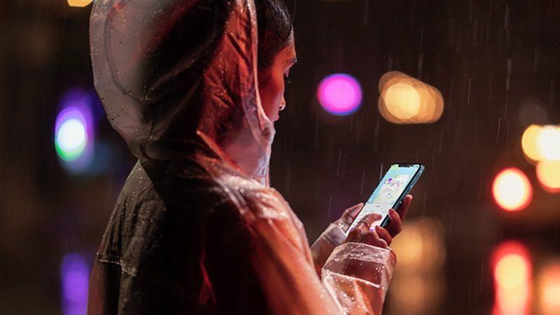 Fotografía cedida por Apple Inc. que muestra el Apple iPhone XR. EFE/APPLE INC.