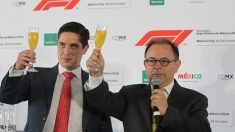 Organización del GP de México toma con calma renovación del contrato de F1