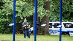 Una mujer mata a tres personas y se suicida en tiroteo en Maryland