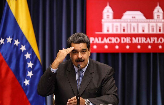 Cinco países pedirán el martes a la CPI que abra una investigación a Venezuela. En la imagen un registro del presidente de Venezuela, Nicolás Maduro. EFE/Archivo