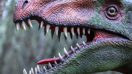 Millones de años después de su extinción, persiste misterio sobre dinosaurios
