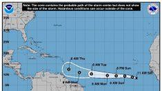 Leslie se degrada a depresión subtropical y no supone amenaza para tierra
