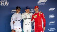 "F1: Bottas: ""La salida será decisiva"""