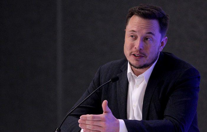 Elon Musk, empresario y presidente de la compañía Tesla. EFE/Archivo