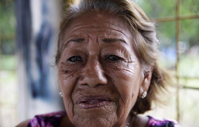 """Arrestan a una anciana que pidió el cese de las muertes en las protestas de Nicaragua Miriam del Socorro Matus, conocida como """"La Coquito"""". EFE/Archivo"""