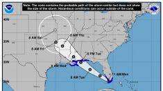 Tormenta Gordon se fortalece y genera fuertes tormentas en avance por Florida