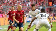 El Bayern recibe a un Bayer Leverkusen al borde de la crisis