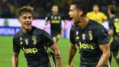 Cristiano mantiene al Juventus con el pleno de puntos