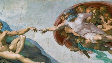 'La creación de Adán' y el reino interior