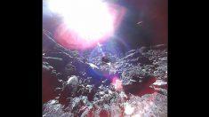 Imágenes del Sol y un extraño mundo envían robots japoneses sobre un asteroide