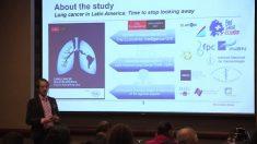 Según estudio, cáncer de pulmón le cuesta más de un billón de dólares a A. Latina