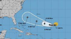 Advierten que la tormenta Florence podría convertirse de nuevo en ciclón este fin de semana